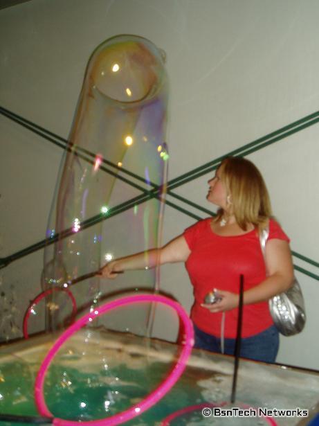 Heather & Bubbles