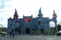 Castle at Hollywood Wax Museum