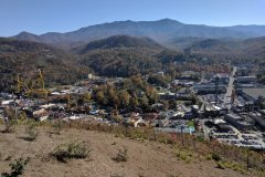 Overooking Gatlinburg