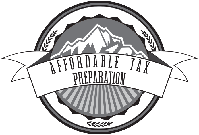 Tax Preparation Business Logo Example