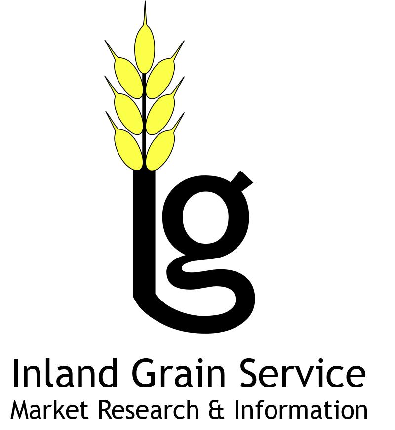 Grain Company Logo Example