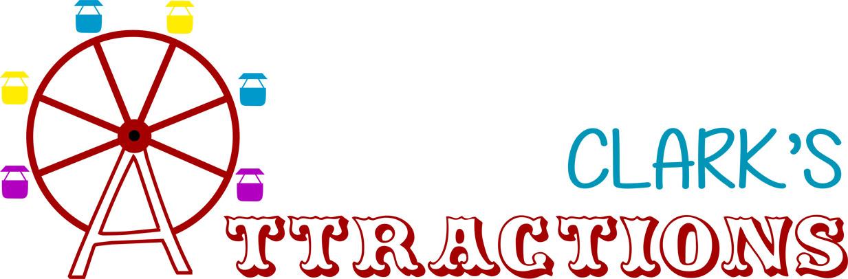 Attraction Company Logo Example