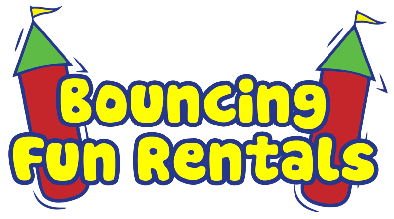 Bounce House Logo Example
