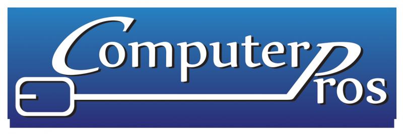 Computer Company Logo Example