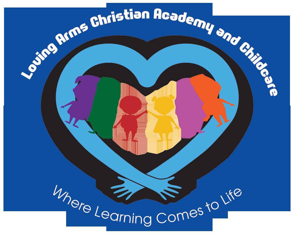 Christian Academy Logo Example