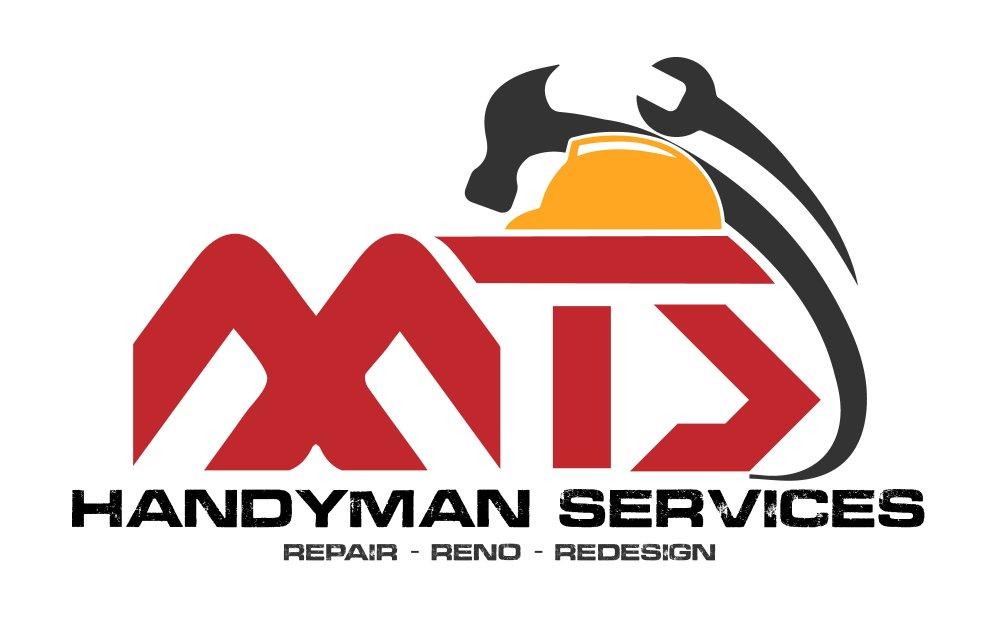 Handyman Service Logo Example