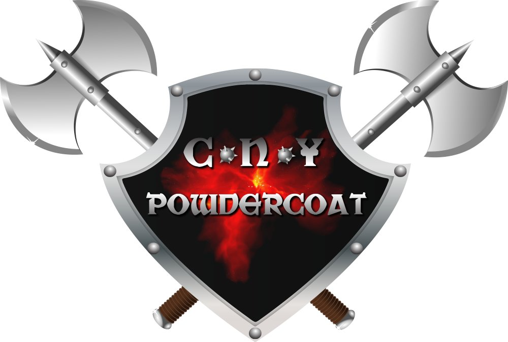 Powdercoat Company Logo Example