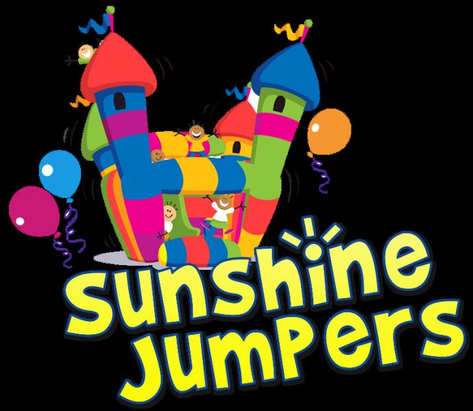 Bounce House Company Logo Example