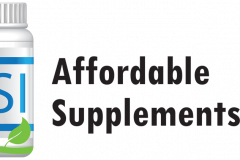 Supplement Company Logo Example