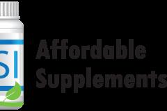 Supplement Company Logo Example