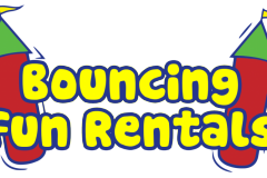 Bounce House Logo Example