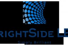 LED Service Company Logo Design Example