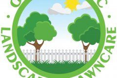 Lawn Care Business Logo Example