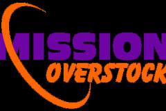 Overstock Company Logo Design Example