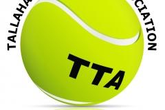 Tennis Association Logo Example
