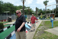 Goofy Golf in Fort Walton Beach, FL