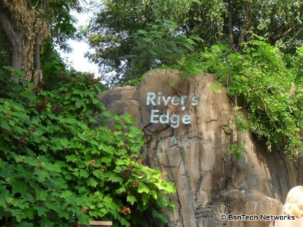 Rivers Edge at St. Louis Zoo