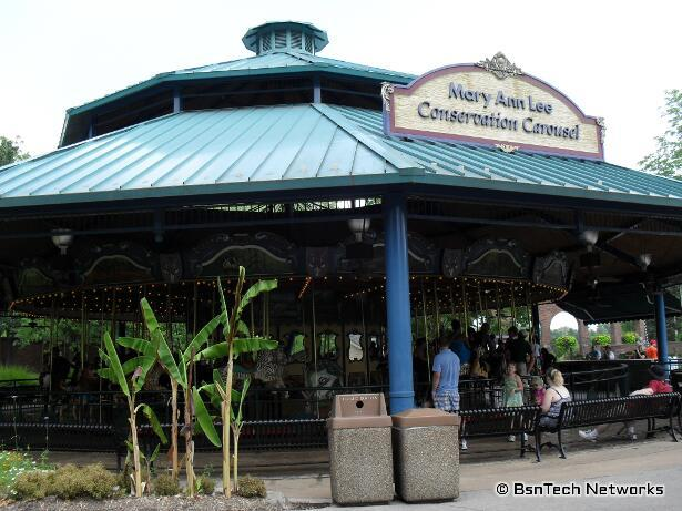 Mary Ann Lee Conservation Carousel