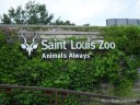 St. Louis Zoo Sign