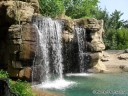Waterfall at St. Louis Zoo