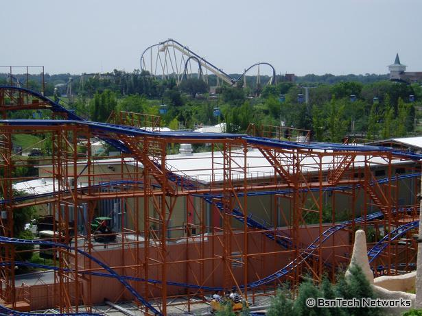 Roller Coaster - Cheetah Chase