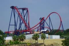 Busch Gardens - April 24, 2005