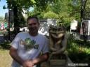 Me & a Gargoyle
