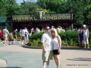 Entrance to Animal Kingdom