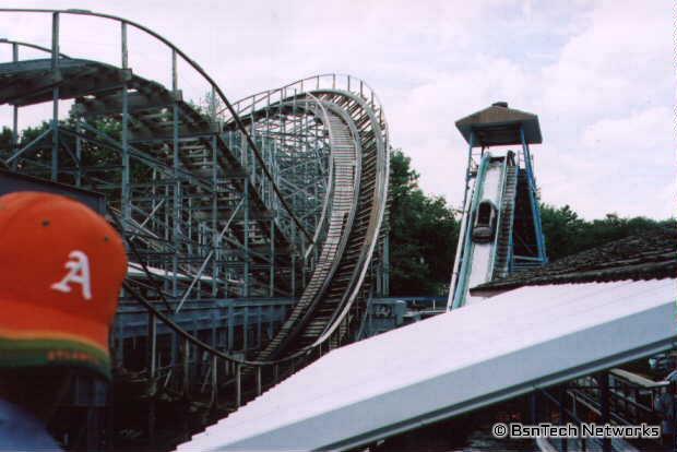 Roller Coaster - Cornball Express