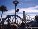Roller Coaster - Kracken