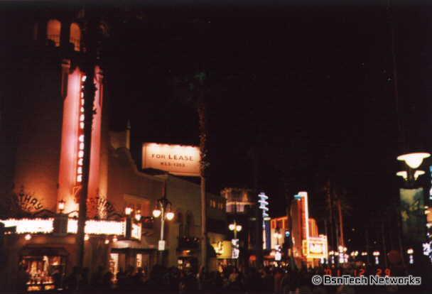 MGM Street Scene