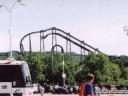 Roller Coaster - Batman The Ride