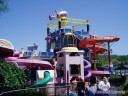 Kids Playland Section