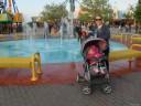 Cedar Point Water Fountains