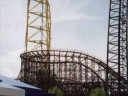 Roller Coaster - Top Thrill Dragster
