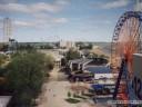 Cedar Point Arial