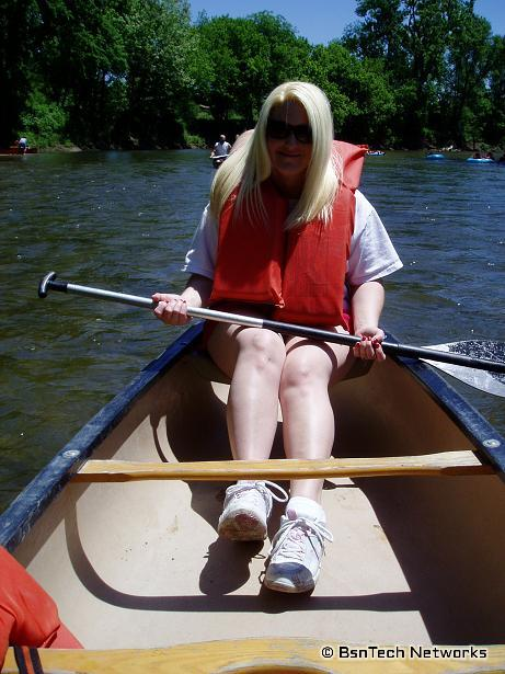 Sugar Creek Canoe Trip