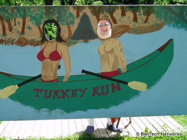 Turkey Run Canoe Trips Fun