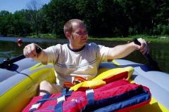 Weldon Springs Camping Trip - June 14, 2008