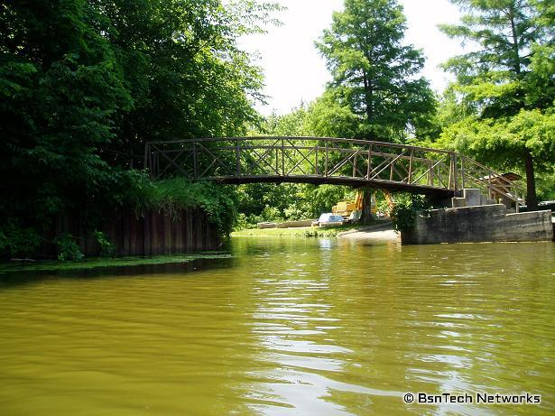 Bridge on Lakeview Trail