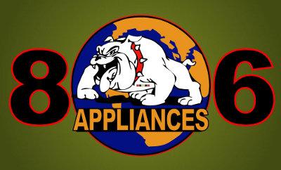 806 Appliances Logo