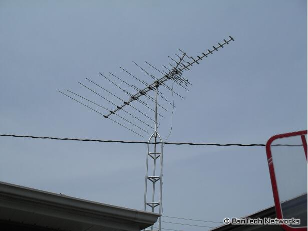 Ota antenna hookup