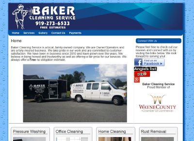 Baker Cleaning Service