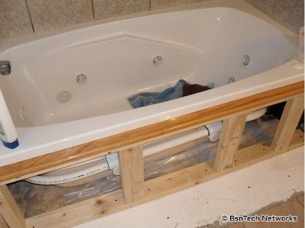Bathroom Top Plate