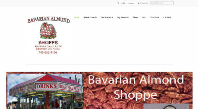 Bavarian Almond Shoppe