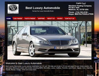 Best Luxury Automobile