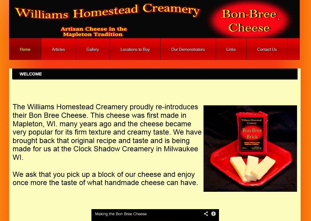 Williams Homestead Creamery