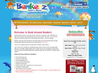 Bonkerz Party Zone