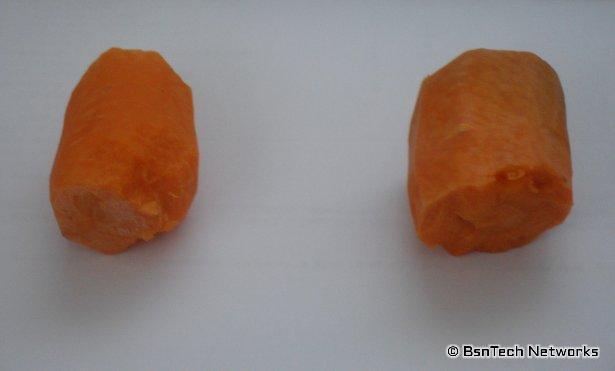 Carrot Color Comparison