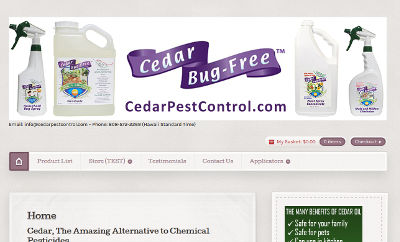 Cedar Pest Control